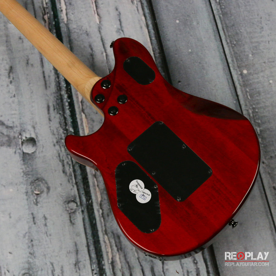 EVH Wolfgang WG Standard (Transparent Red)