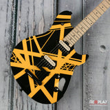 EVH 2016 Wolfgang Special (Black & Yellow Stripe)