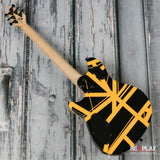 Used - EVH 2016 Wolfgang Special (Black & Yellow Stripe)