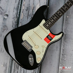Fender American Professional Stratocaster (Black)