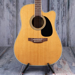 Takamine EF360SC-TT Dreadnought Acoustic/Electric, Natural