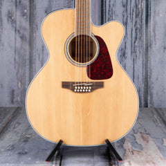 Takamine GJ72CE-12NAT Jumbo 12-String Acoustic/Electric, Natural