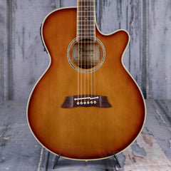 Takamine Thinline TSP138C Acoustic/Electric, Tea Burst