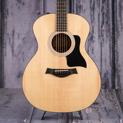 Taylor 114e Grand Auditorium Acoustic Electric, Natural