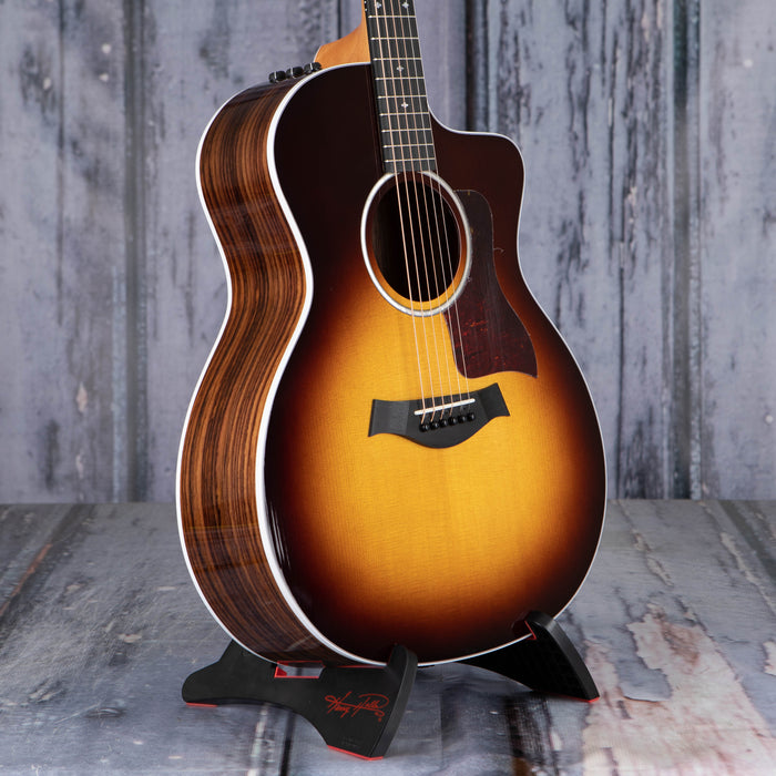 Taylor 214ce DLX Acoustic/Electric, Sunburst