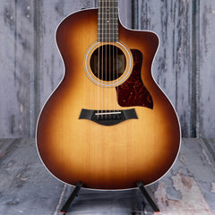 Taylor 214ce-K Acoustic/Electric, Shaded Edgeburst