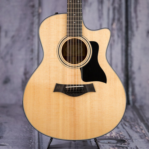 Taylor 356CE 12-string acoustic electric guitar