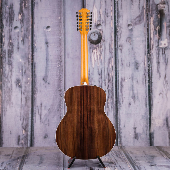 Taylor 458e-R Grand Orchestra 12-String Acoustic/Electric, Natural