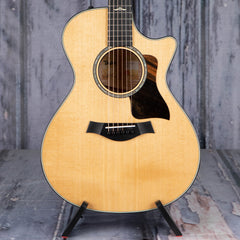 Taylor 612ce Grand Concert Acoustic/Electric, Natural