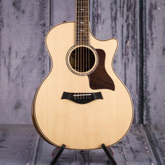 Taylor 814ce DLX Acoustic Electric, V-Class Bracing, Natural