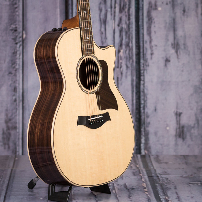 Taylor 814ce V-Class Acoustic Electric Guitar, Natural