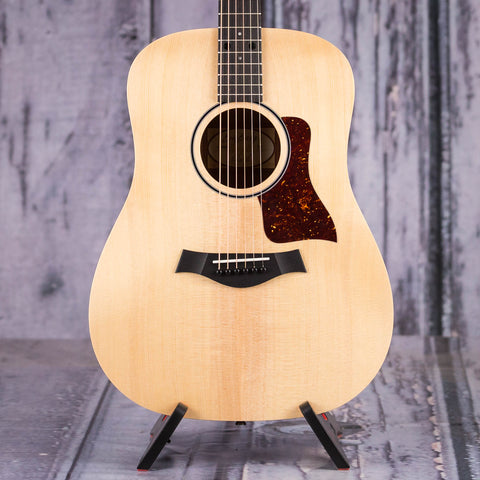 Taylor BBT Big Baby Taylor Acoustic Guitar, Natural, front closeup