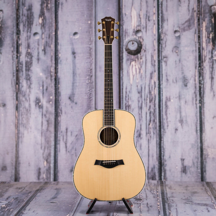 Taylor 2018 Custom Shop 910e Acoustic/Electric, Natural