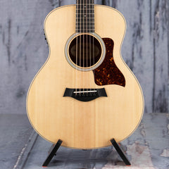 Taylor Limited Edition GS Mini-e Quilted Sapele Acoustic/Electric, Natural