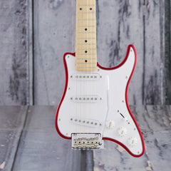Traveler Guitar Travelcaster Deluxe, Candy Apple Red