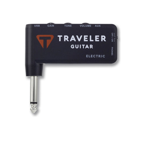 Traveler Guitar Headphone Amp, Electric