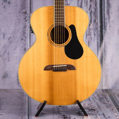 Used Alvarez ABT60E Baritone Acoustic/Electric, Natural