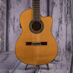Used 2014 Alvarez AC65HCE Classical Hybrid Acoustic Electric, 2014, Natural