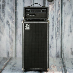 Used Ampeg Classic Series Micro-CL Stack, Black