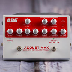 Used BBE Acoustimax Acoustic Instrument Preamp