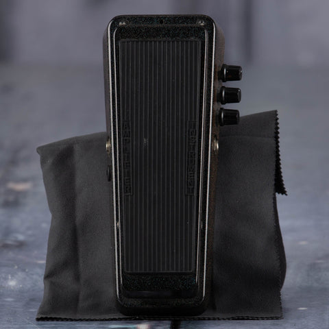Used Black Cat Mona Vintage Deluxe Wah Effects Pedal, front