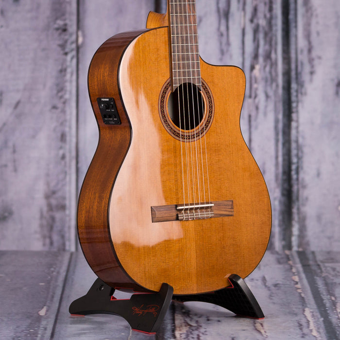 Used 2017 Cordoba C5-CE Classical Acoustic/Electric, Natural