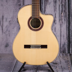 Used 2017 Cordoba GK Studio Negra Flamenco Guitar, Natural