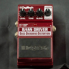 Used DigiTech Bass Driver Overdrive/Distortion