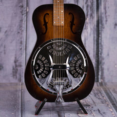 Used 1997 Dobro D4 Resonator, Dark Tobacco Burst