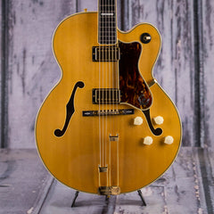 Used 2007 Epiphone Broadway Elitist, Natural