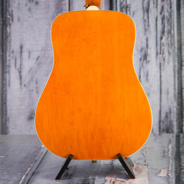 Used Epiphone Dove Pro Acoustic/Electric, Violin Burst