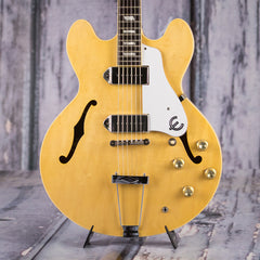 Used Epiphone Elitist 1965 Casino Hollowbody, Natural