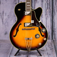 Used Epiphone Joe Pass Emperor-II PRO Hollowbody, Vintage Sunburst