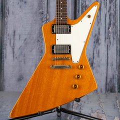 Used 2003 Epiphone Korina Explorer, Natural