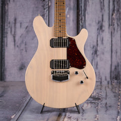 Used 2018 Ernie Ball Music Man Valentine, Trans Buttermilk