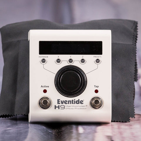 Used Eventide H9 Harmonizer Effects Processor Pedal, front