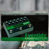 Used Eventide ModFactor Modulation Effects Pedal, box