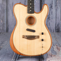 Used 2020 Fender American Acoustasonic Telecaster Acoustic/Electric, Natural