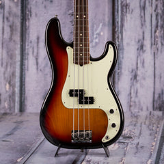 Used 2017 Fender American Professional P-Bass, 3-Color Sunburst
