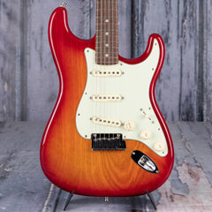 Used 2019 Fender American Ultra Stratocaster, Plasma Red