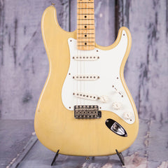 Used 1996 Fender Custom Shop '58 Stratocaster, Transparent Blonde