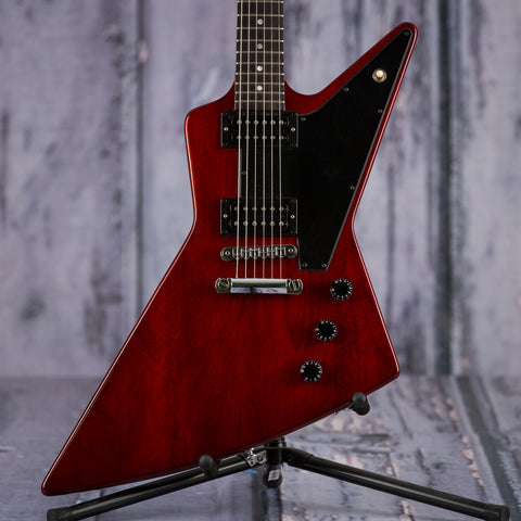 Used Gibson 2016 Explorer Cherry
