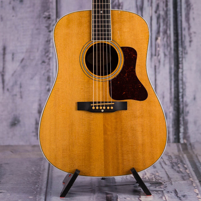 used 2003 gibson dsr dreadnought natural for sale replay guitar. Black Bedroom Furniture Sets. Home Design Ideas