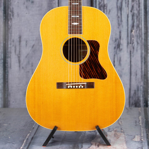 Used Gibson Montana Centennial Roy Smeck Radio Grande 100th Anniversary Acoustic Guitar, 1994, Natural, front closeup