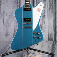 Used 2017 Gibson USA Firebird V, Pelham Blue