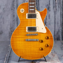 Used Gibson USA Les Paul 1958 Reissue R8, Trans Amber