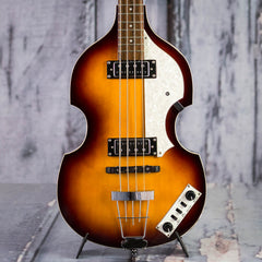 Used 2017 Hofner B-Bass Hi-Series Violin Bass, Vintage Sunburst