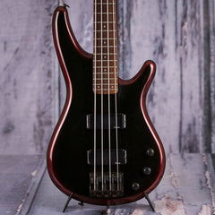 Used 1986 Ibanez RB850 Roadstar II, Black Candy Red