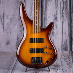 Used Ibanez SR370F Fretless, Brown Burst