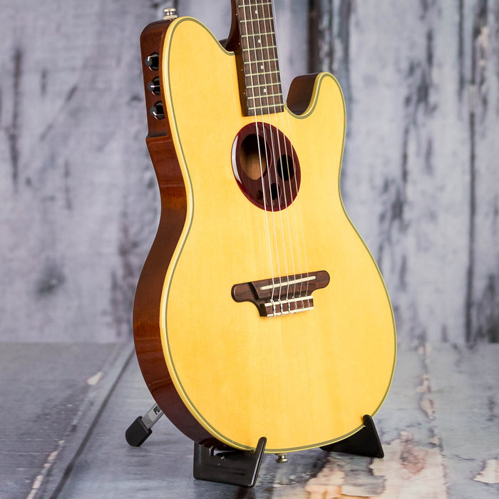 Used Ibanez TTR30-Nylon Acoustic/Electric Classical, Natural